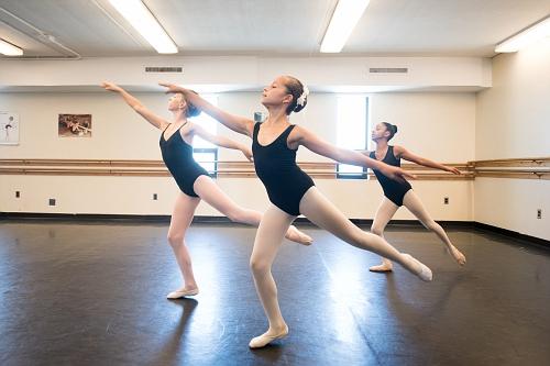 Brighton Ballet Practice DG-146