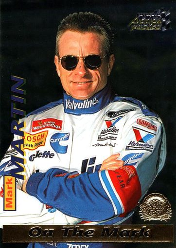 1996 Action Packed Credentials Silver Speed #015 (1)