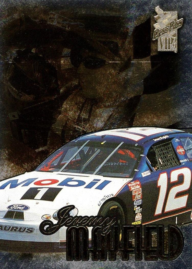 1999 VIP Explosive #X47 (1)
