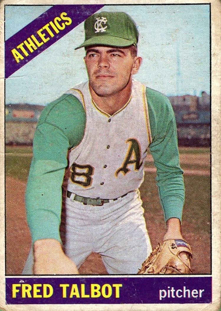 1966 Topps #403 (1)