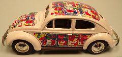 Volkswagen Beetle- Warhol