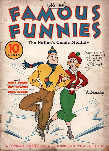 Famous Funnies #055