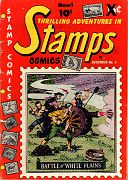 Thrilling Adventures in Stamps #2