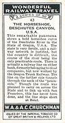1937 Churchman Wonderful Railway Travel #43 (2)