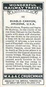 1937 Churchman Wonderful Railway Travel #44 (2)