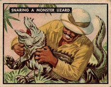 1950 Frank Buck Bring 'Em Back Alive #068 (1)