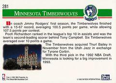 1992-93 Hoops #281 (2)