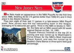 1992-93 Hoops #282 (2)