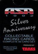 1992 ASA Silver Anniversary (1)
