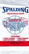 1992-93 Spalding Fleer (1)