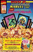 1993 Crunch & Munch Marvel