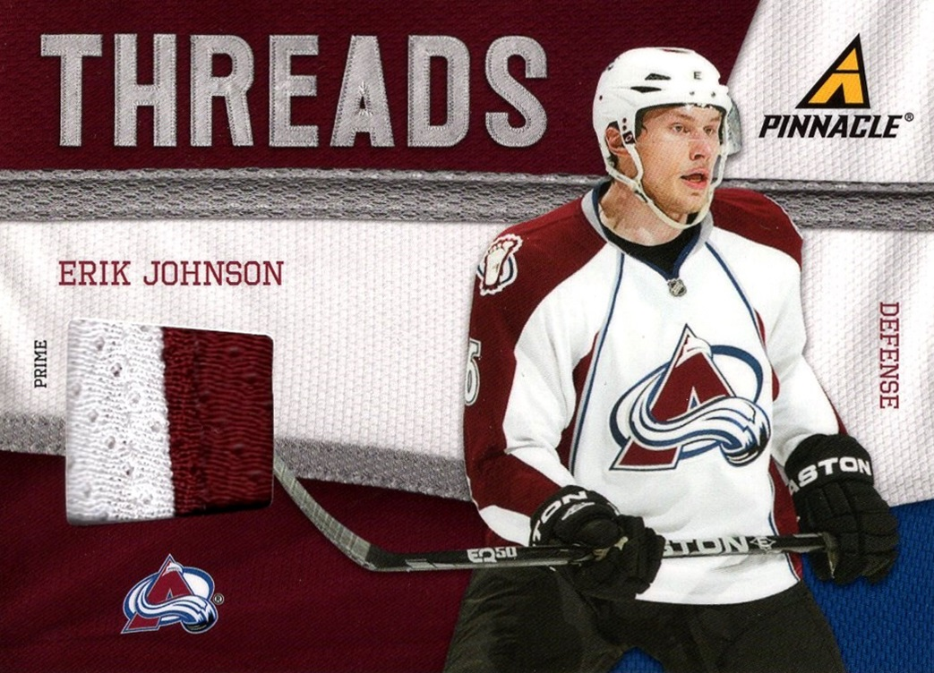 2011-12 Pinnacle Threads Prime #56 (1)