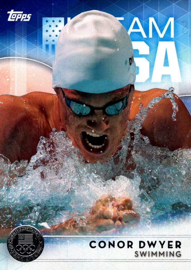 2016 US Olympic & Paralympic Team Hopefuls Silver #24