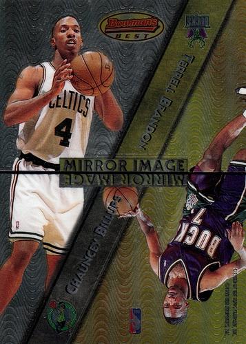 1997-98 Bowman's Best Mirror Image #MI08 (1)