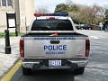 DC - Washington National Cathedral Police