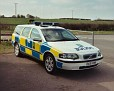 UK - British Motorway Patrol Volvo