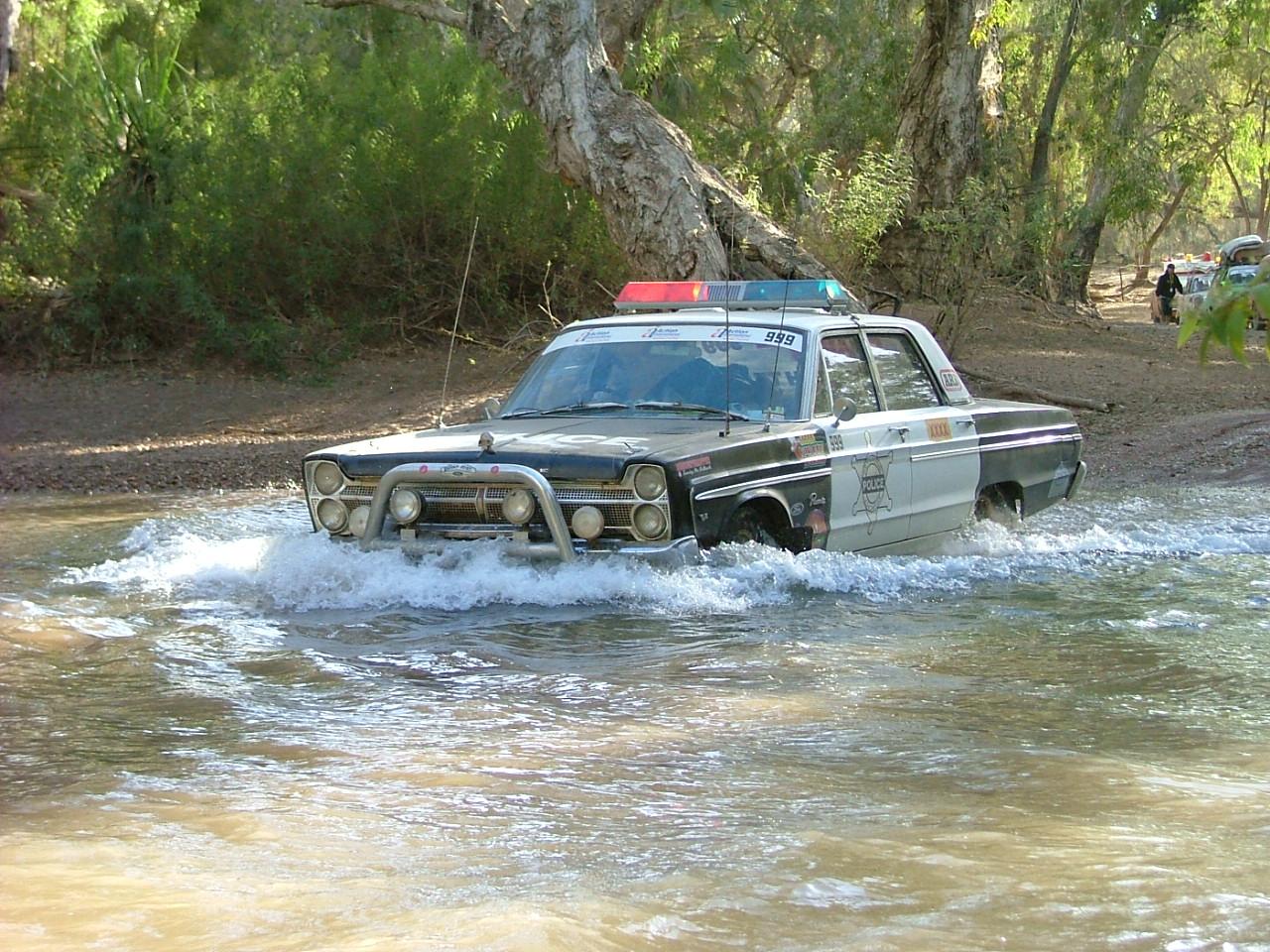 Australia - Queensland Police