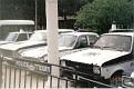 Israel - Vintage police vehicles