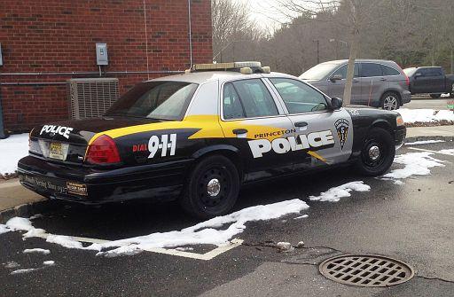 NJ - Princeton Twp Police Ford 2