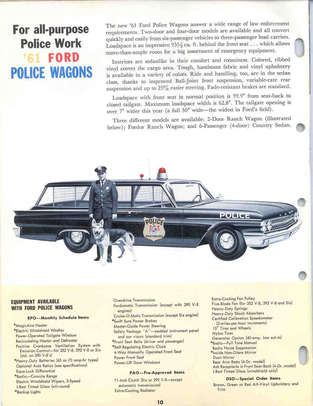 1961 Ford 10