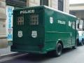 1950s NYPD prisoner transport van