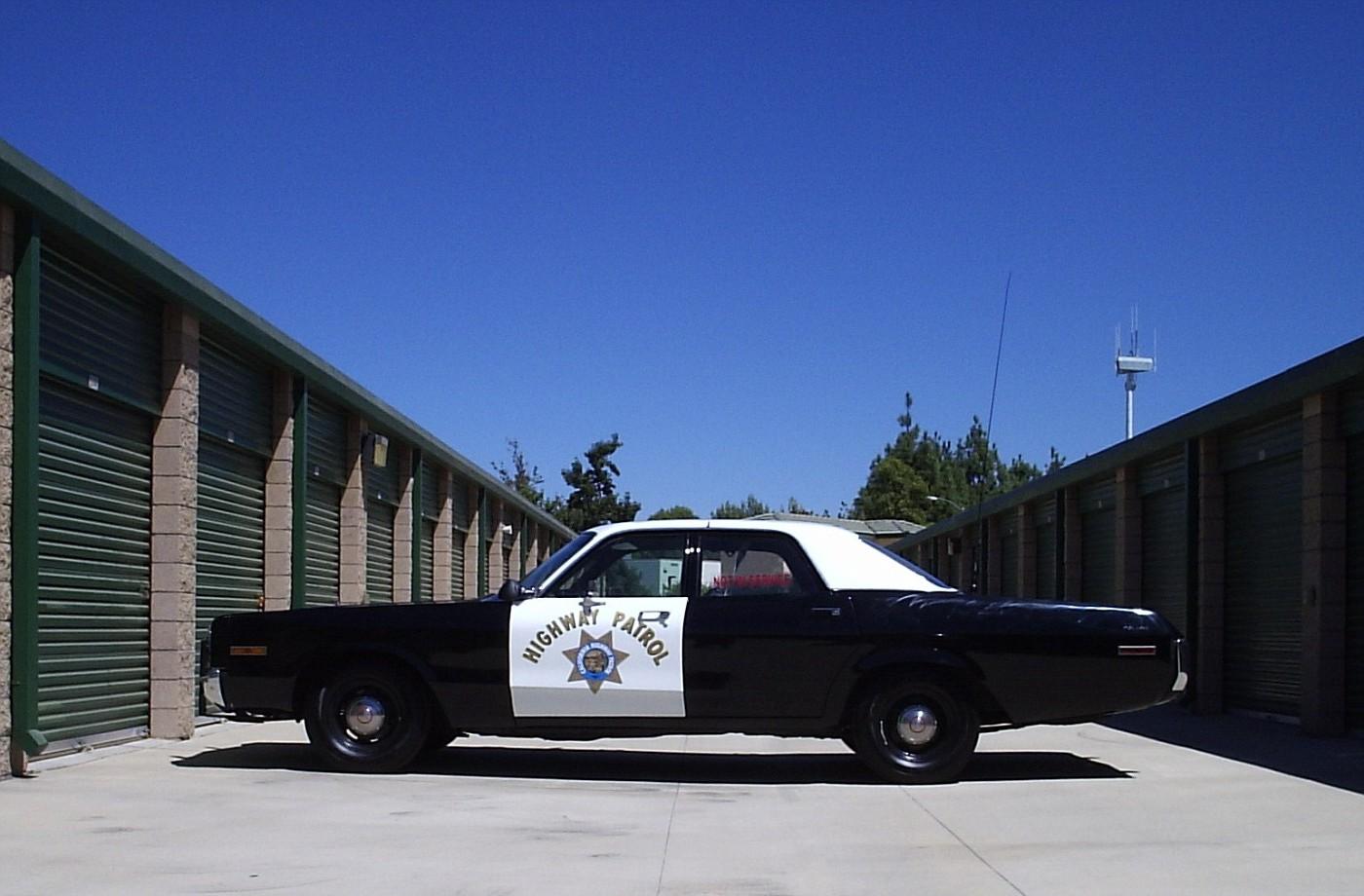 CA - California Hwy Patrol