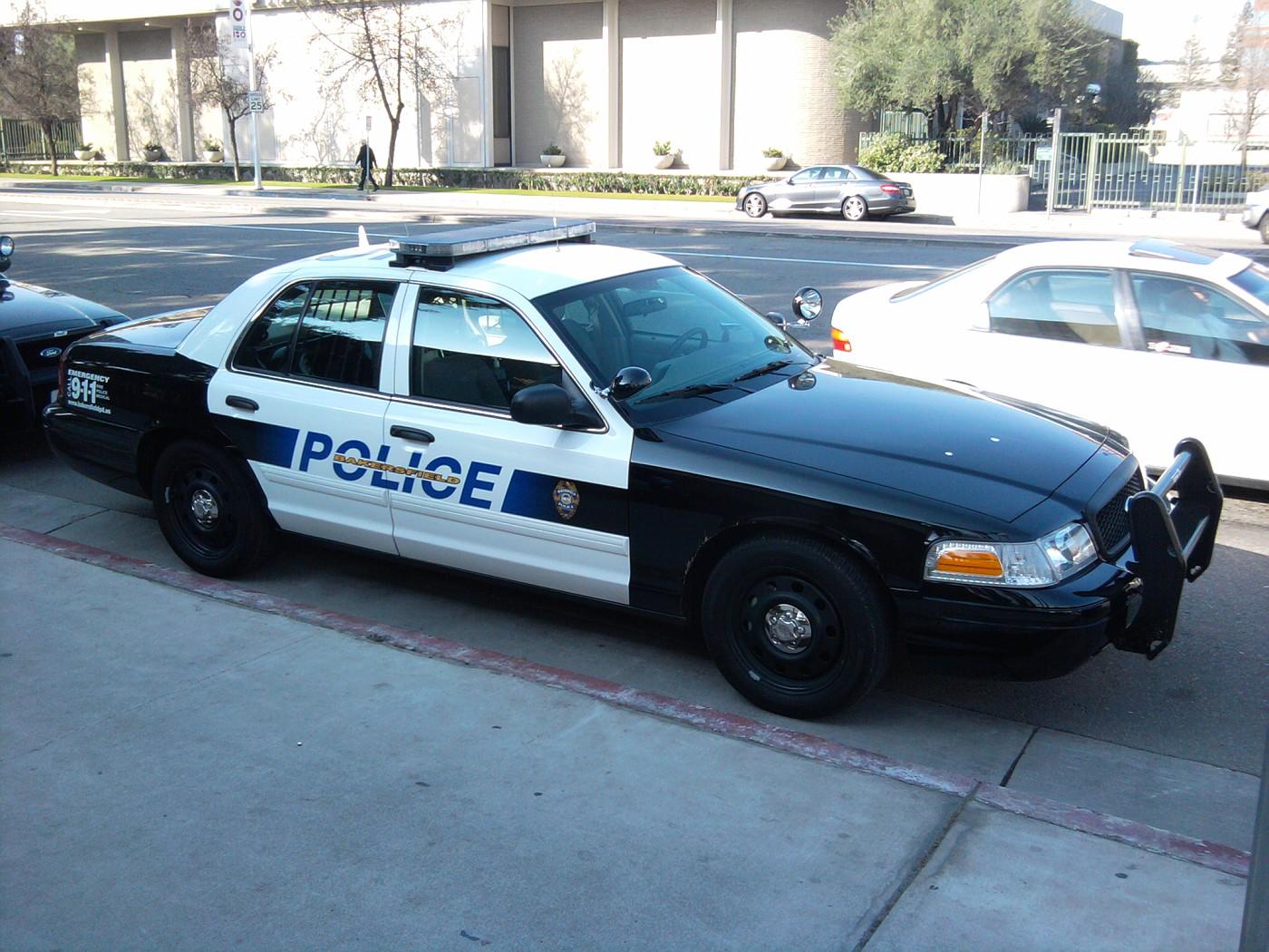 CA - Bakersfield Police