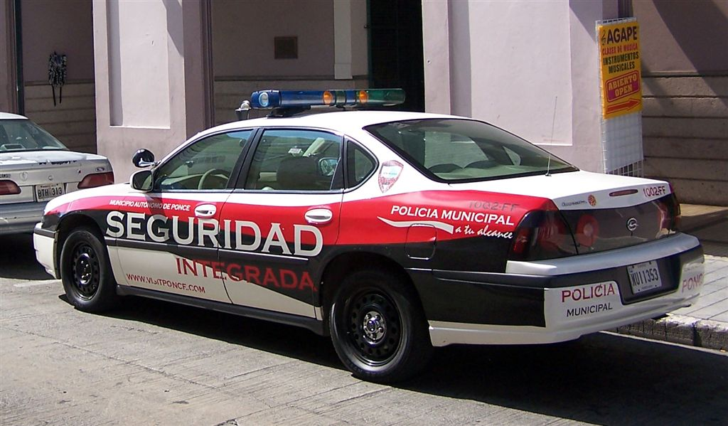 PR - Ponce Police