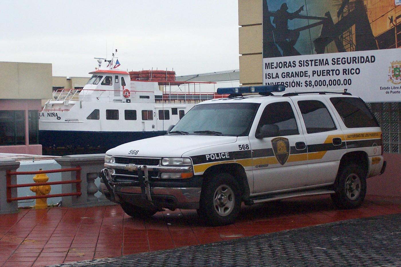 PR - Port Authority Police