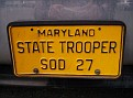 MD - Maryland State Police 1980