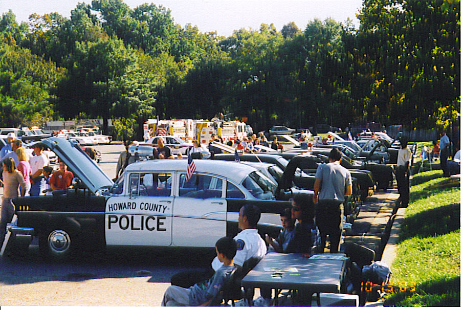 MD - Howard County, MD, Police/Fire Expo