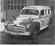MO- Kansas City Health Dept. 1946 Ford Ambulance 1950