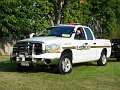 Mariposa County Sheriff Dodge Ram