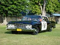 Restored CHP 1961 Dodge Polara