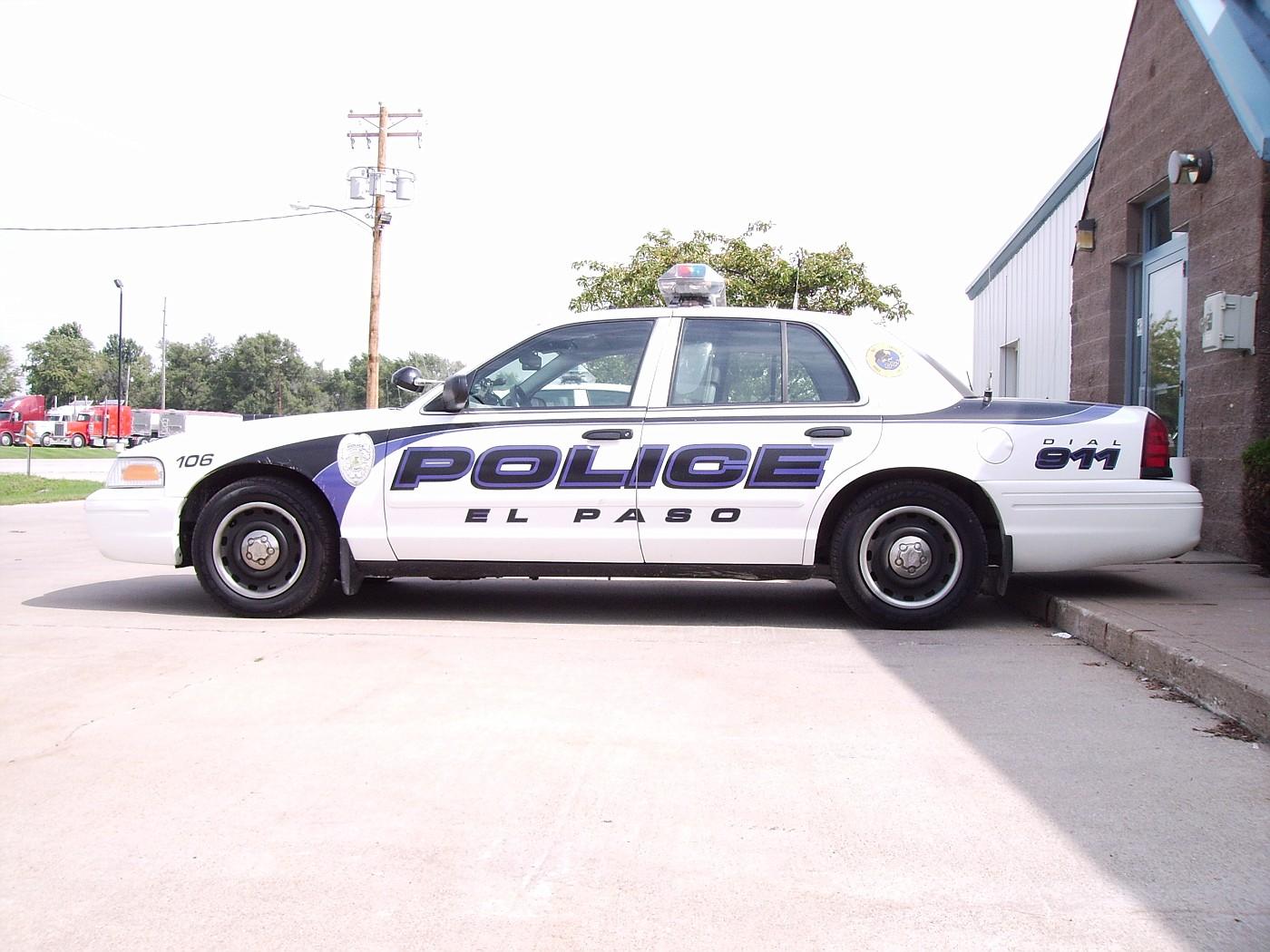 IL - El Paso Police