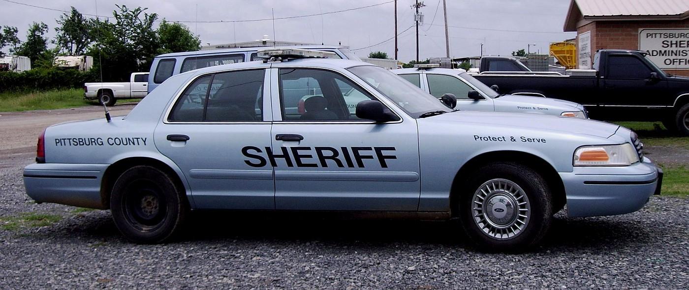 OK - Pittsburg County Sheriff