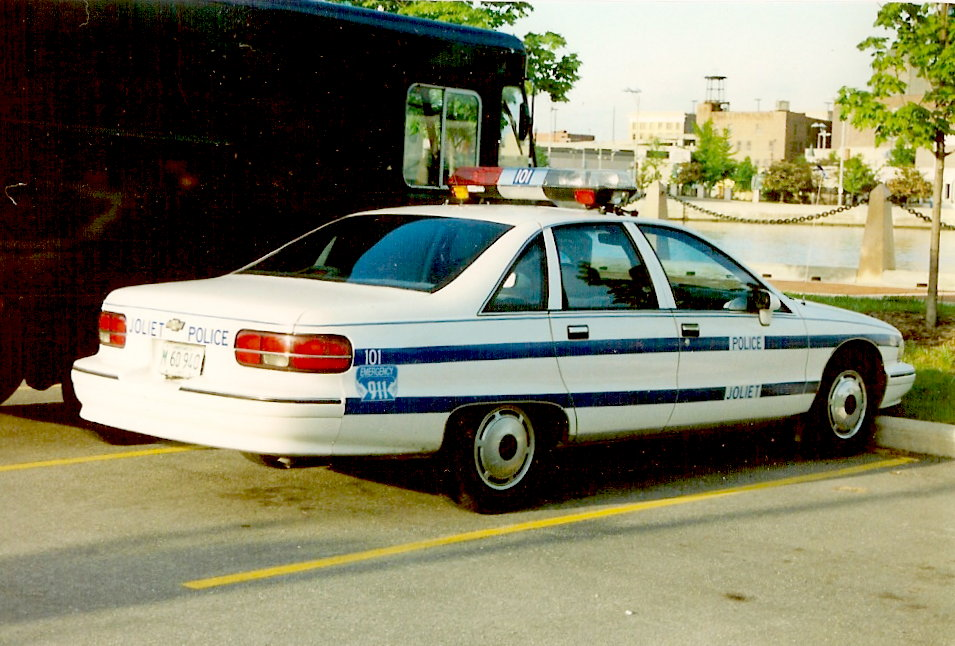 IL - Joliet Police