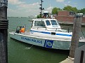 US Park Police at Liberty Island