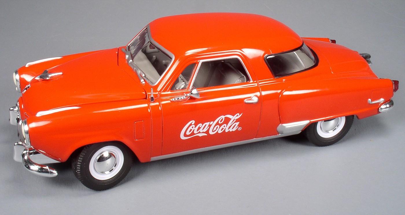 Red Coke Bulletnose #2