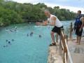 River fun at Xel-Ha, Mexico.