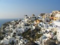 Village life of Santorini...