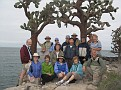 Group Shot Galapagos