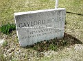 WEST HARTLAND - GAYLORD HOUSE 1845 - 00