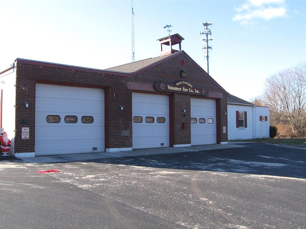 NORTH STONINGTON 01 VOLUNTEER FIRE COMPANY
