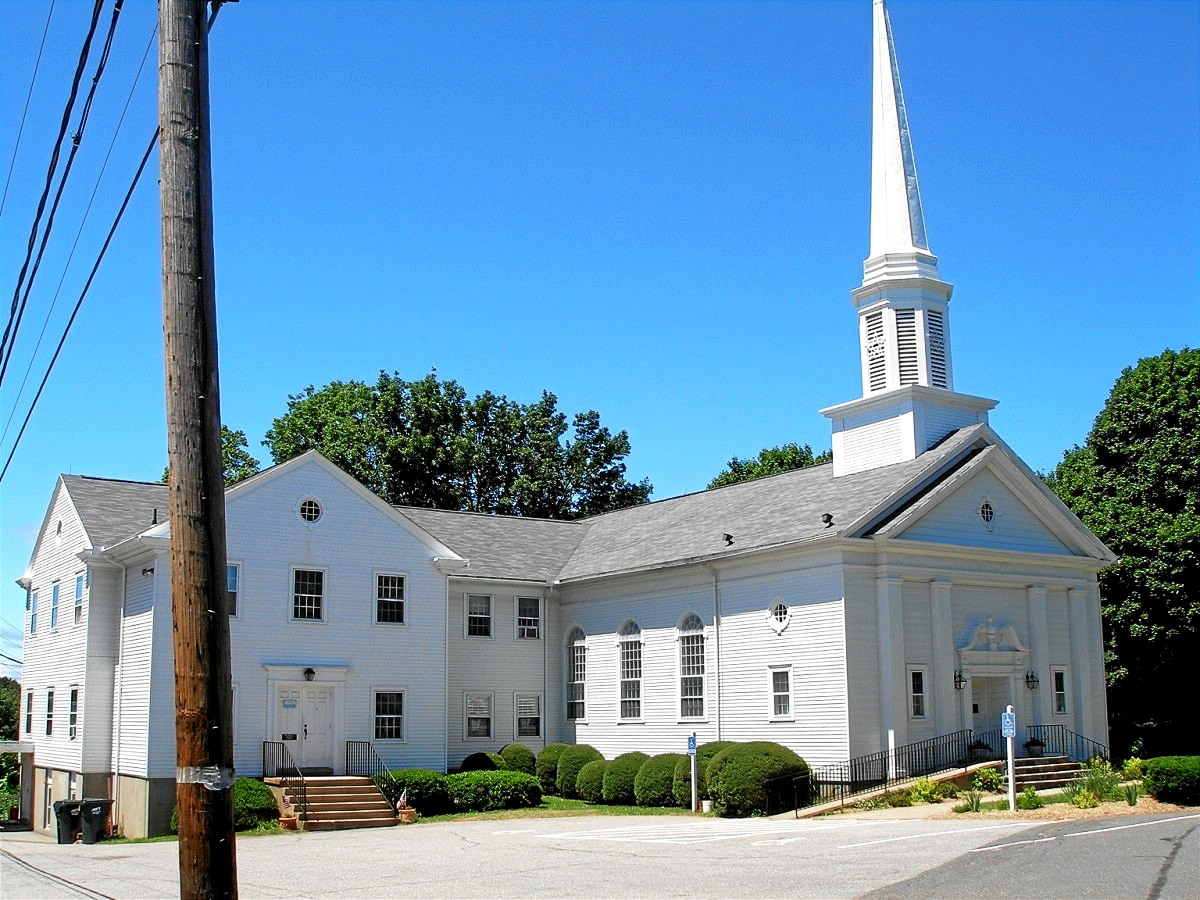 PROSPECT - CONGREGATIONAL CHURCH