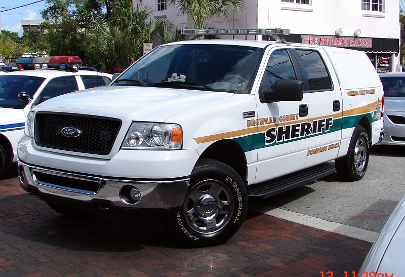 2007 Ford F-150 -- Commercial Vehicle Enforcement