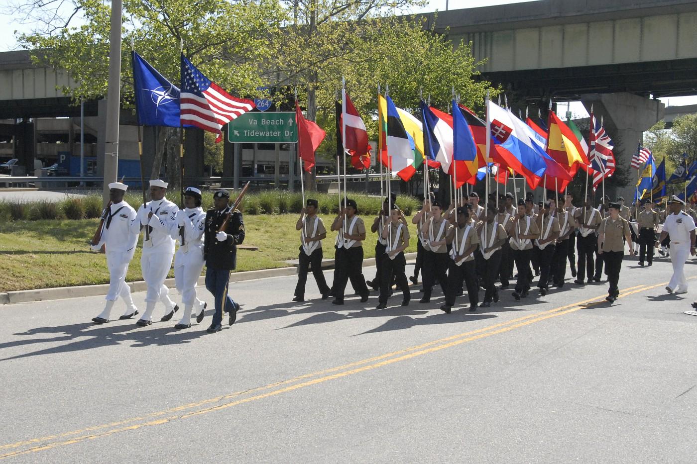 NATO Parade 2014 085