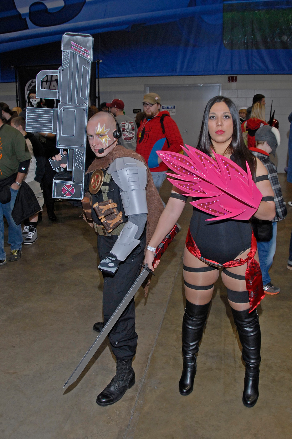 VA Comic Con 2014 044
