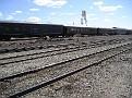 Rail cars at Alamosa, Colorado