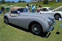 1953 Jaguar XK 120 OTS owned by El and Lori Hathaway